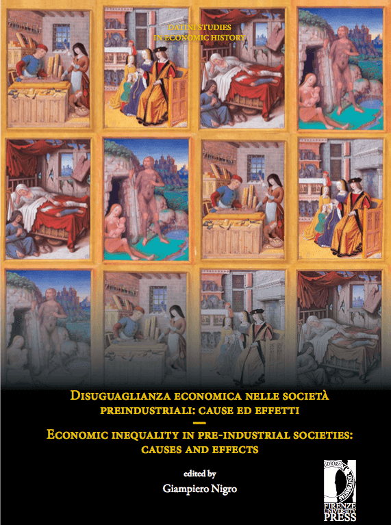 Disuguaglianza economica nelle società preindustriali: cause ed effetti / Economic inequality in pre-industrial societies: causes and effects